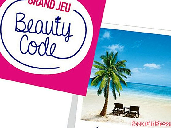 Beauty tip: a trip to Bali to win!