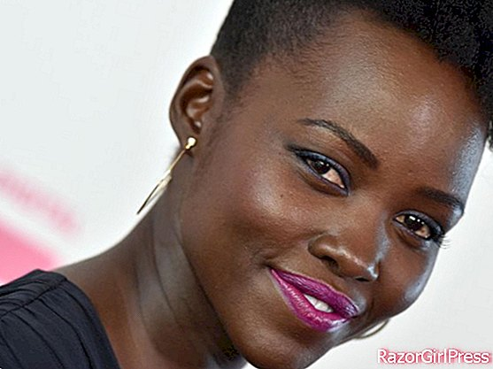Oscar-winning actress Lupita Nyong'o calls out to a magazine that photoshoped her