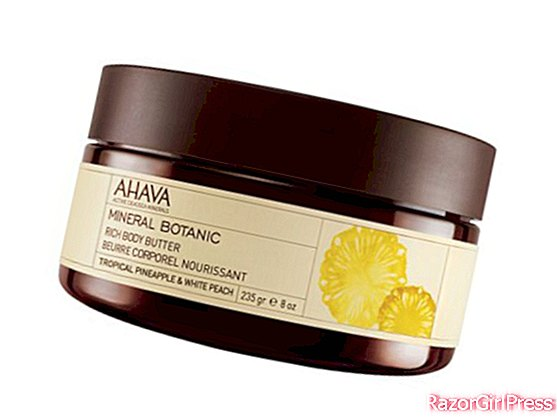 Addictive, this body butter!
