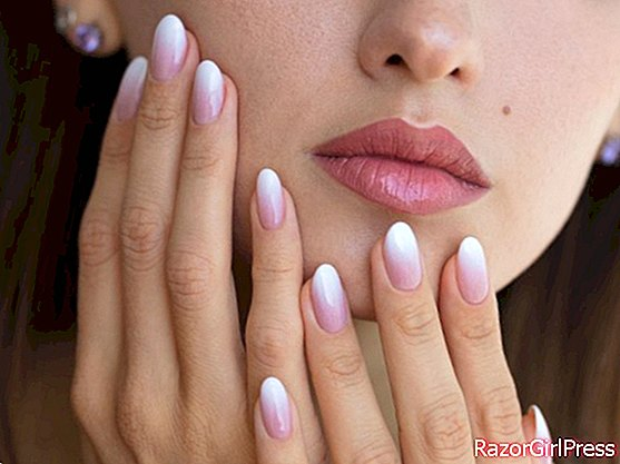 Baby Boomer: the trendy manicure that hits the headlines on social networks