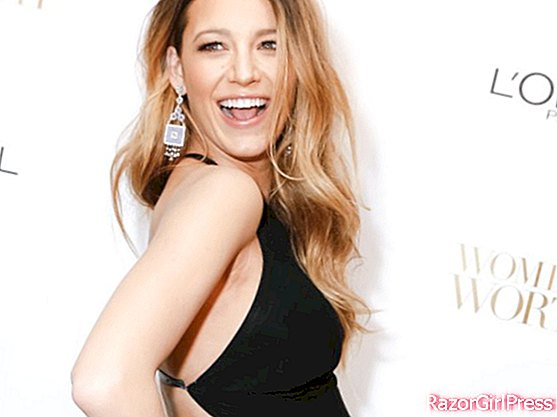 Blake Lively mom, her hair secrets