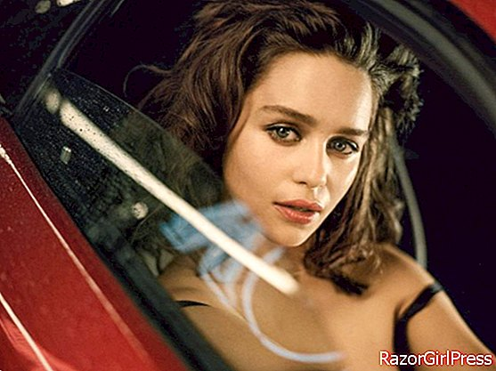 Emilia Clarke: beauty tips for the sexiest woman in the world