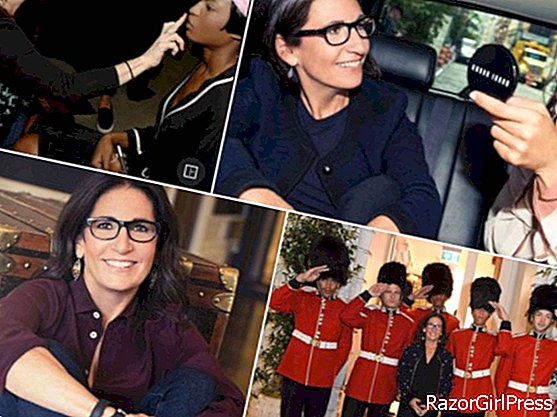 Bobbi Brown, the famous make-up artist, leaves the brand that bears his name