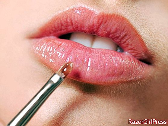 Lip makeup: our anti-aging tips