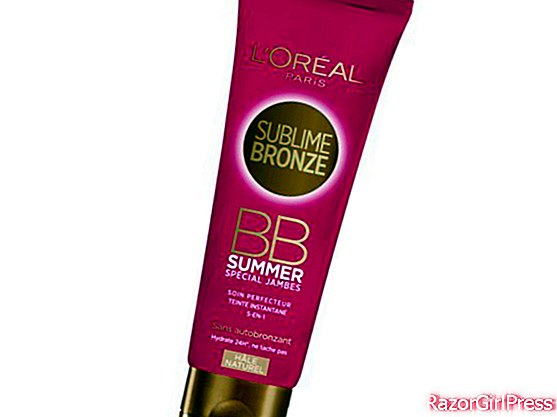 A BB cream to enhance your legs