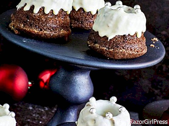 Individual dessert: over 60 amazing recipes for the holidays