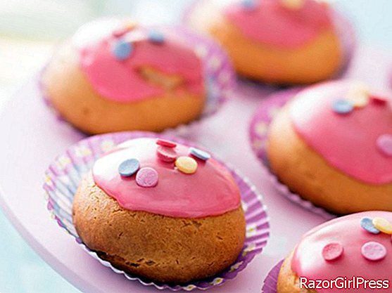 Cupcakes that make the buzz