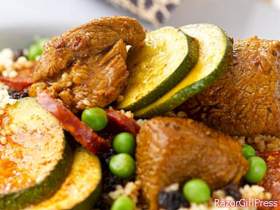 Royal Minute Couscous