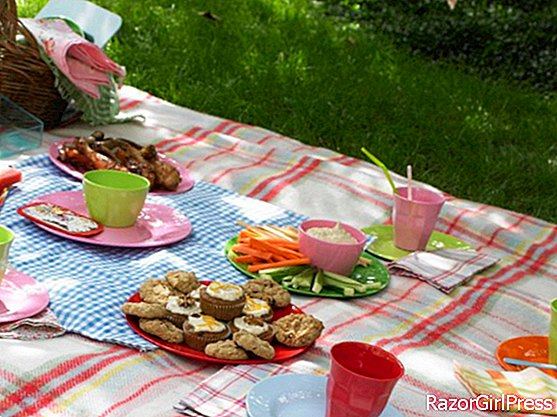 Recipes for a chic picnic