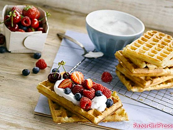 Back to school, fruit desserts to eat!