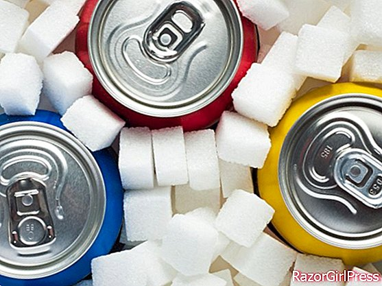 Calorie chart: can you guess which is the most caloric soda?