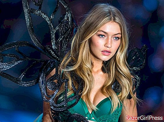 Victoria's Secret: Gigi in Bella Hadid bosta skupaj paradirala