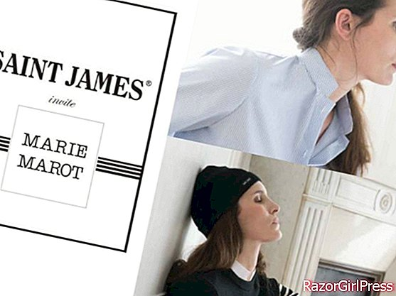 Die St. James x Marie Marot Collab