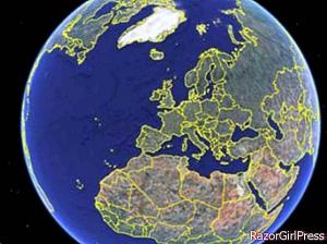 5 Ways to Explore Google Earth - Display the Image of Your Home, Office, or Next Vacation