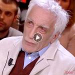 Gérard Darmon: what is this photo that moved him to tears at Quotidien?
