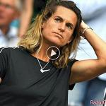 Amélie Mauresmo hurt by the mockery on her physique of a famous program