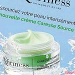 Ovaj tjedan isprobajte Caresse Source d'Eau Qiriness, s Razor Girl Press Beauty Addict-om