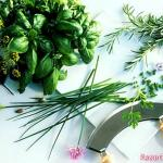 How to properly use fresh herbs?