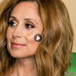 Lara Fabian creates the buzz: she reveals her bra under a transparent dress in The Voice Quebec (wow!)