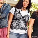"""A """"plus size"""" brand will parade for the first time in New York"""