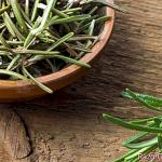 Rosemary: it boosts memory too!